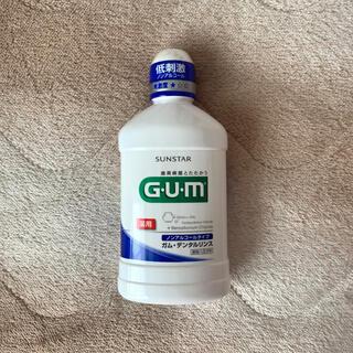 サンスター(SUNSTAR)の薬用G•U•Mデンタルリンスwn(口臭防止/エチケット用品)