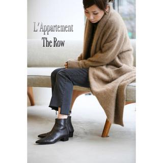 アパルトモンドゥーズィエムクラス(L'Appartement DEUXIEME CLASSE)のL'Appartement★The Row Short Boots (ブーツ)