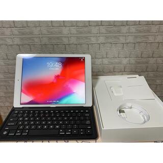 iPad - 【美品】iPad Air 128GB Wi-Fiモデル(キーボード付き)