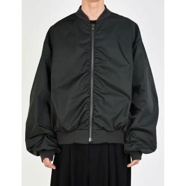 LAD MUSICIAN(ラッドミュージシャン)のLAD MUSICIAN 19aw MA-1 メンズのジャケット/アウター(ブルゾン)の商品写真