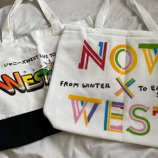ジャニーズWEST - ジャニーズWEST ショッピングバッグ