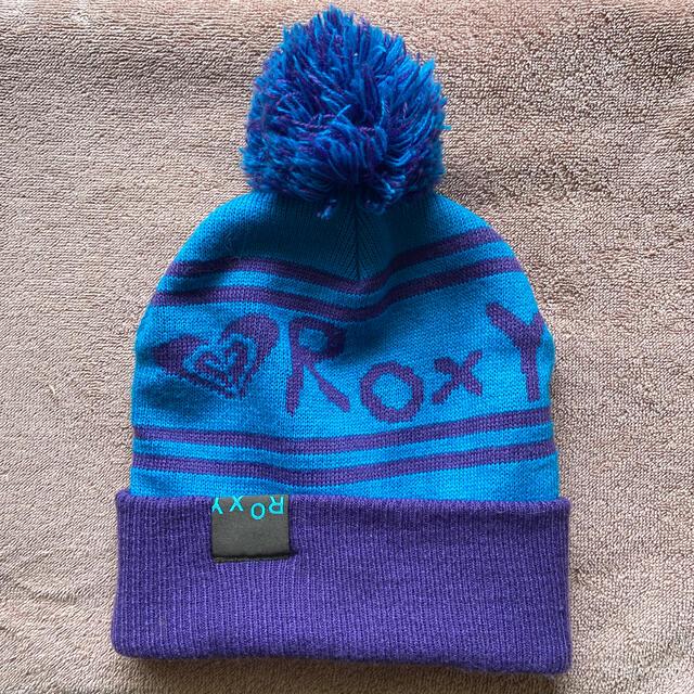 Roxy(ロキシー)のROXY ニット帽 レディースの帽子(ニット帽/ビーニー)の商品写真