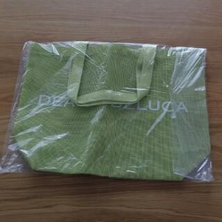 DEAN & DELUCA - DEAN & DELUCA トートバッグ ライムグリーン Lサイズ メッシュ素材
