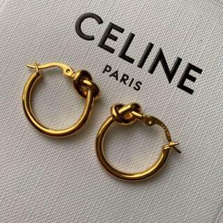 celine - CELINE ピアス 美品