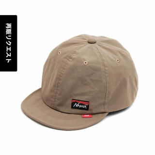 NANGA - NANGA TAKIBI BRIM CAP ナンガ タキビ ブリム キャップ
