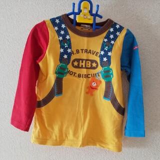 HOT BISCUITS - サイズ110 長Tシャツ ホットビスケッツ
