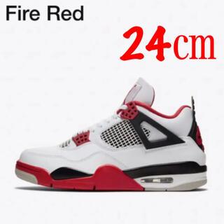 NIKE - NIKE AIR JORDAN 4 OG GS FIRE RED ジョーダン4
