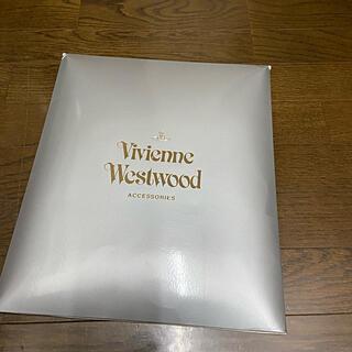 Vivienne Westwood - ヴィヴィアン 黒マフラー 新品未使用