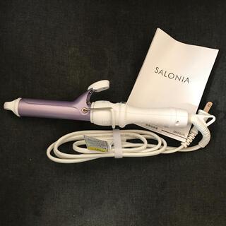 ラプンツェル - SALONIA サロニア コテ 25mm ラプンツェル ヘアアイロン