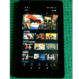 ANDROID - Amazon Fire 7   8Gモデル