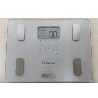 オムロン(OMRON)のオムロン OMRON 体重計 HBF-912(体重計/体脂肪計)