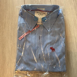 Abercrombie&Fitch - アバクロ シャツ 長袖 サイズS