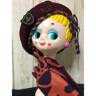 Vivienne Westwood - 【ベレー帽&グローブ】ヴィヴィアンウエストウッド★帽子・手袋セット