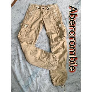 アバクロンビーアンドフィッチ(Abercrombie&Fitch)のAbercrombie アバクロ  ❋28インチ  カーゴ パンツ(ワークパンツ/カーゴパンツ)