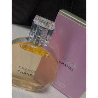 CHANEL - CHANEL 香水 チャンスオードゥトワレット