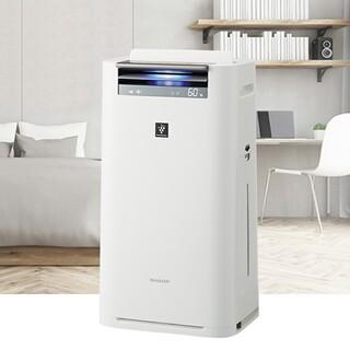 SHARP - 【新品未開封】シャープ KI-JS50 加湿器空気清浄機 プラズマクラスター