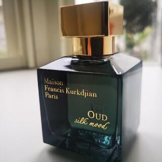 メゾンフランシスクルジャン(Maison Francis Kurkdjian)のメゾンフランシス クルジャン ウード シルクムード 70ml edp 香水(ユニセックス)