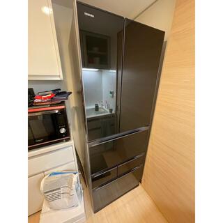 東芝 - 【美品】東芝 ノンフロン冷凍冷蔵庫 VEGETA ベジータ