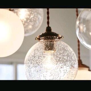 ペンダントライトガラス照明(天井照明)