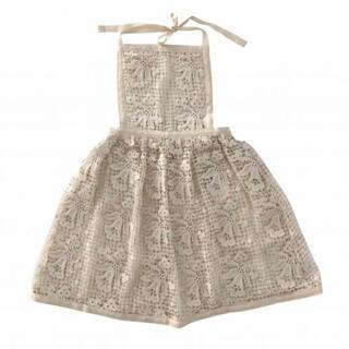 キャラメルベビー&チャイルド(Caramel baby&child )のLiiU ORGANICS  folk apron2020aw(ワンピース)