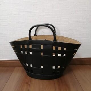 Mila Owen - Mila Owen★メッシュポーチ付き扇型バッグ