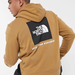 THE NORTH FACE - ノースフェイス パーカー BOX NSE PO HOODIE UTILITY