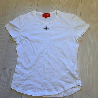 Vivienne Westwood - Vivienne Westwood red label Tシャツ L 白