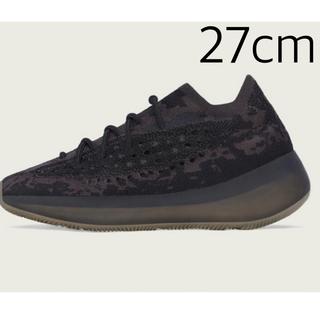 """アディダス(adidas)のadidas Yeezy Boost 380 """"Onyx""""(スニーカー)"""