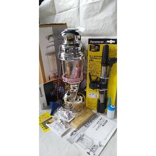 ペトロマックス(Petromax)の諸部品付き ペトロマックス Petromax HK500 未使用極美品(ライト/ランタン)
