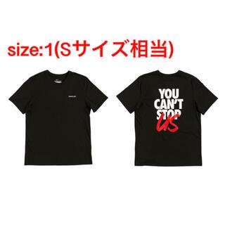 サカイ(sacai)のsacai × NIKE 限定 コラボTシャツ(Tシャツ/カットソー(半袖/袖なし))