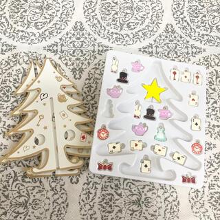 スリーコインズ(3COINS)の3coins アリス クリスマスツリー(置物)