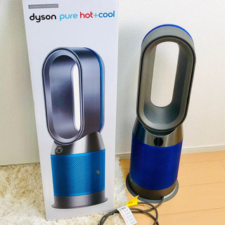 Dyson - dyson HP 04 IB 冷風、温風機 空気清浄機