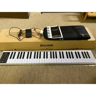 美品 ニコマク 電子ピアノ swan 61鍵