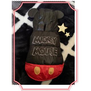 ディズニー(Disney)のミッキー 犬服 ペット 冬 (ペット服/アクセサリー)
