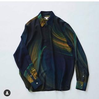 COMOLI - MASU シャツ