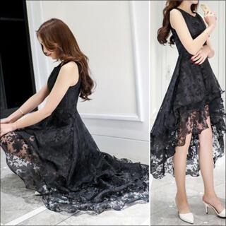 ラスト1点!パーティードレス ワンピース ドレス キャバ嬢 韓国 シンプル