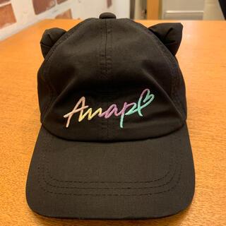 アナップキッズ(ANAP Kids)の帽子(帽子)