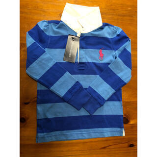 Ralph Lauren - ラルフローレン ポロシャツ長袖 120cm