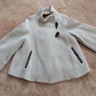 アンタイトル(UNTITLED)のジャケットコート(ダッフルコート)