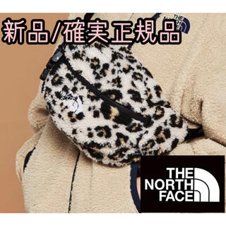 THE NORTH FACE - 日本未発売♡正規品/THE NORTH FACE/ボディバッグ/レオパード