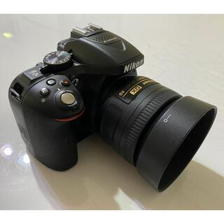 Nikon - Nikon D5300 と単焦点レンズ(35mm)セット