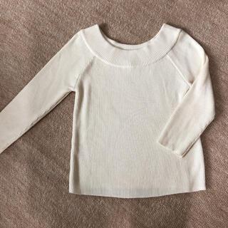 VIAGGIO BLU - ビアッジョブルー 七分袖セーター