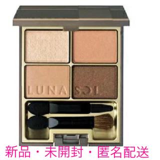 LUNASOL - 【ラス1・新品・未開封】ルナソル スキンモデリングアイズ 01