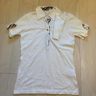 バーバリーブルーレーベル(BURBERRY BLUE LABEL)のBurberry バーバリーブルーレーベル 38 ポロシャツ(ポロシャツ)