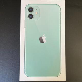 アイフォーン(iPhone)のiPhone 11 simフリー 128GB (スマートフォン本体)