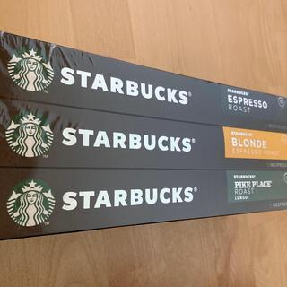 Starbucks Coffee - ネスプレッソ スターバックス 60カプセル☆