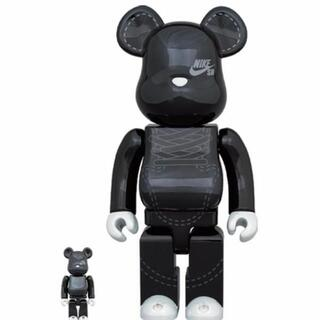 NIKE SB BE@RBRICK 2020 BLACK 100% & 400%(その他)