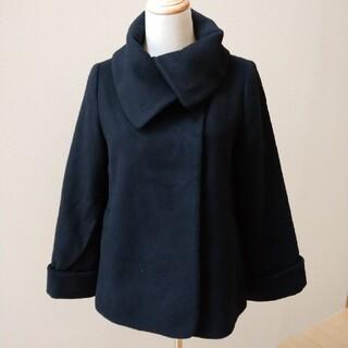 アンタイトル(UNTITLED)のアンタイトル 襟の素敵なコート サイズ2(その他)