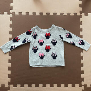 babyGAP - babygap ミニーマウス セーター