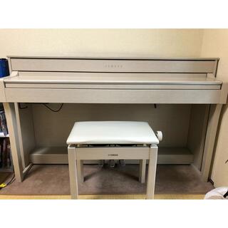 ヤマハ電子ピアノCLP-645WA
